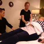 Gemma Collins from Towie getting 3D Lipo done - ITV.